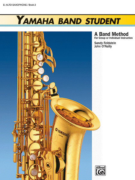 yamaha band student book 2 sheet music by sandy feldstein sheet music plus. Black Bedroom Furniture Sets. Home Design Ideas