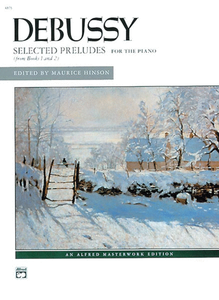 Selected Preludes (from Books 1 and 2)