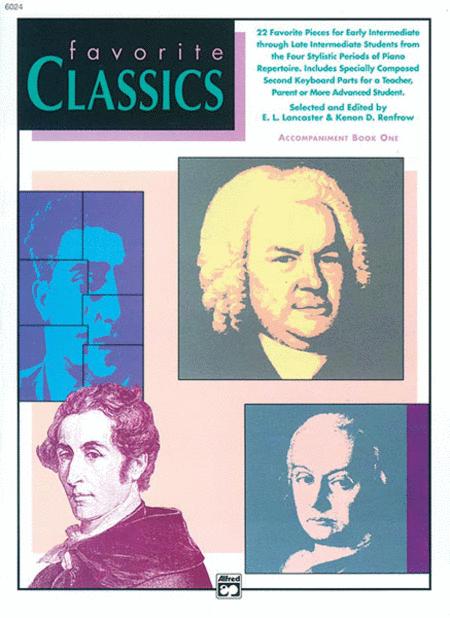 Favorite Classics, Book 1