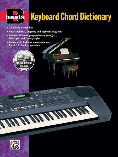 Basix Keyboard Chord Dictionary