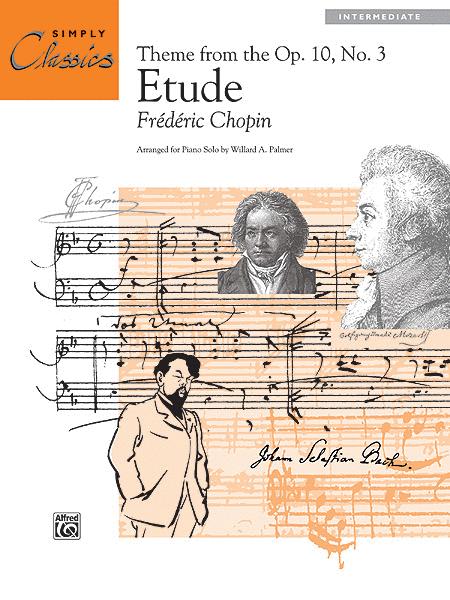 Etude, Op. 10, No. 3 (Theme)