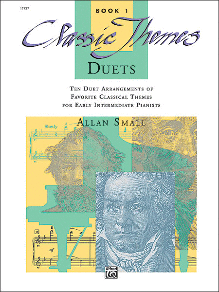 Classic Theme Duets, Book 1