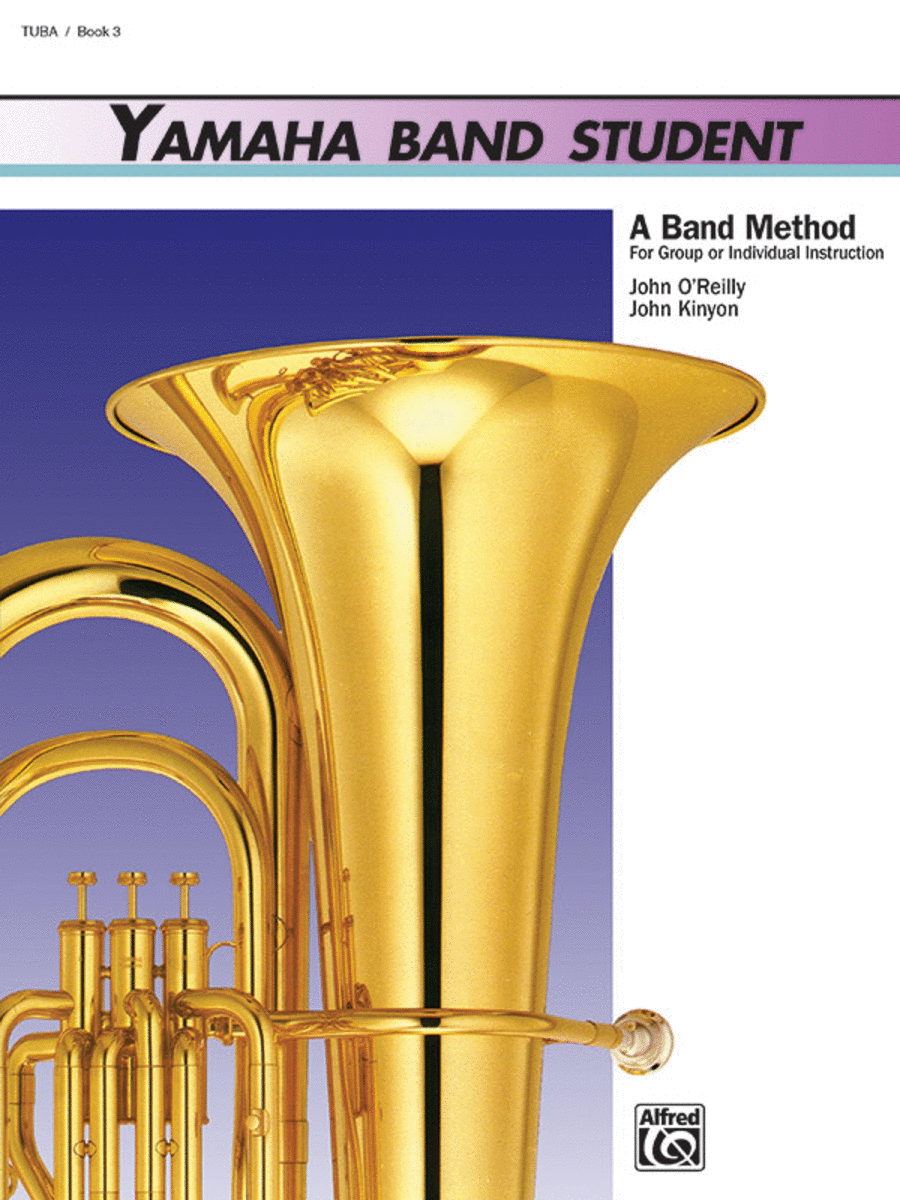 Yamaha Band Student, Book 3