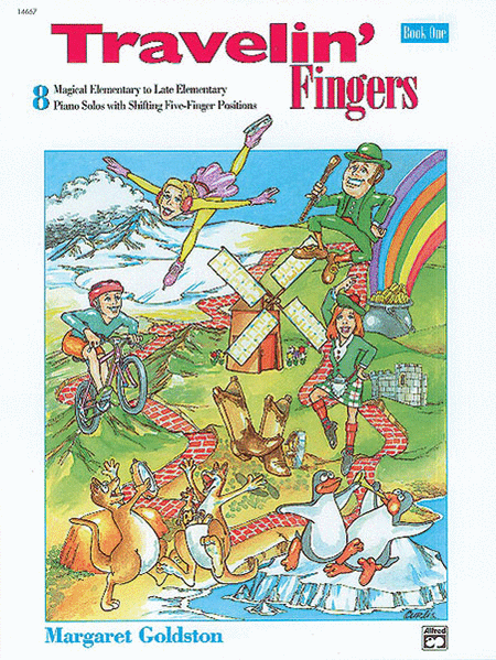 Travelin' Fingers, Book 1