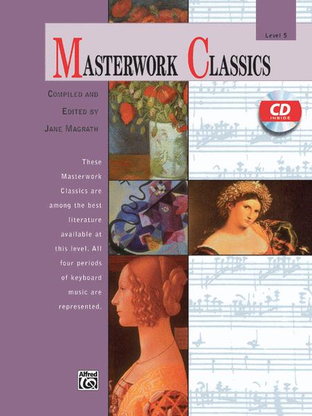 Masterwork Classics - Level 5 (Book & CD)