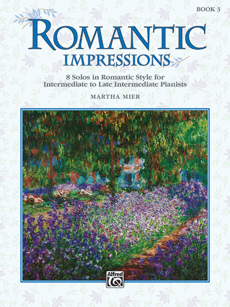 Romantic Impressions - Book 3