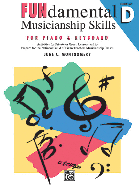 FUNdamental Musicianship Skills, Elementary Level D
