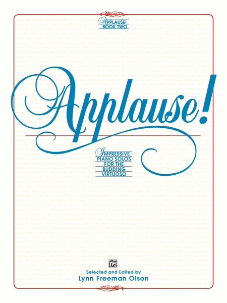 Applause! - Book Two