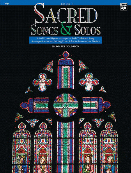 Sacred Songs and Solos - Book 1