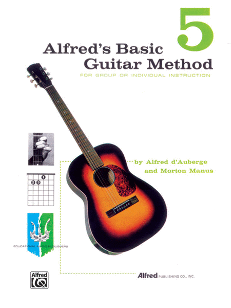 Alfred's Basic Guitar Method - Book 5 (Book Only)