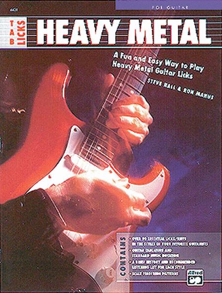 TAB Licks -- Heavy Metal