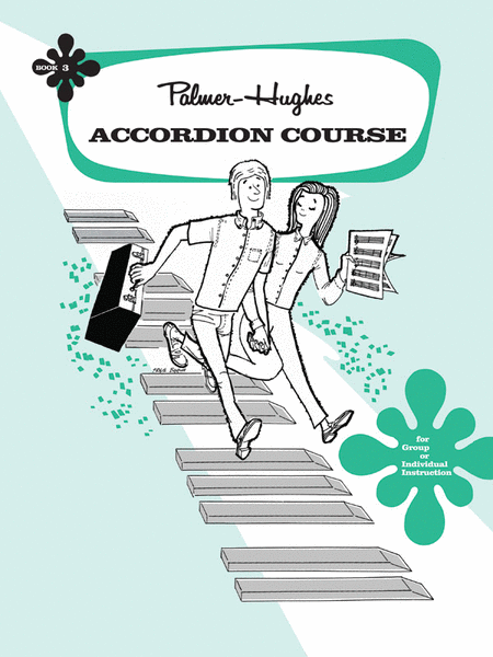 Palmer-Hughes Accordion Course - Book 3