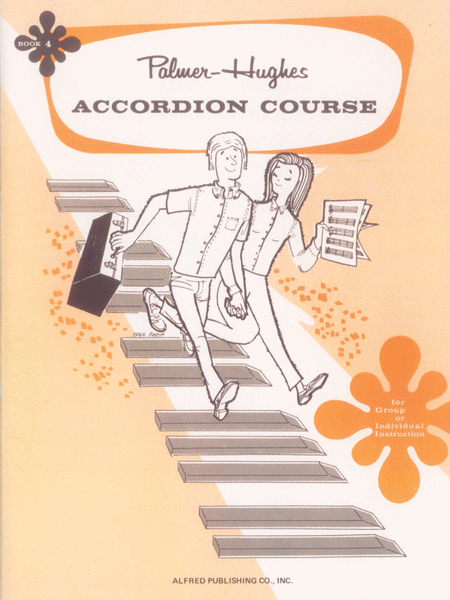 Palmer-Hughes Accordion Course - Book 4