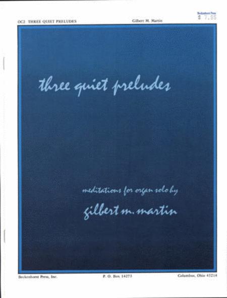 Three Quiet Preludes