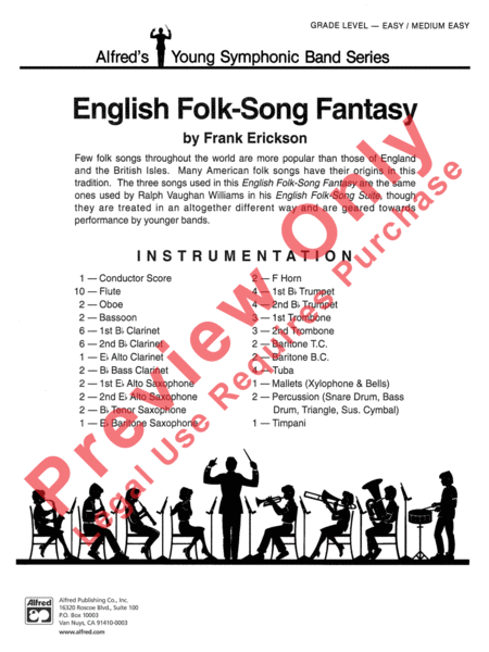 English Folk-Song Fantasy