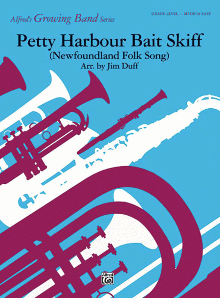 Petty Harbour Bait Skiff