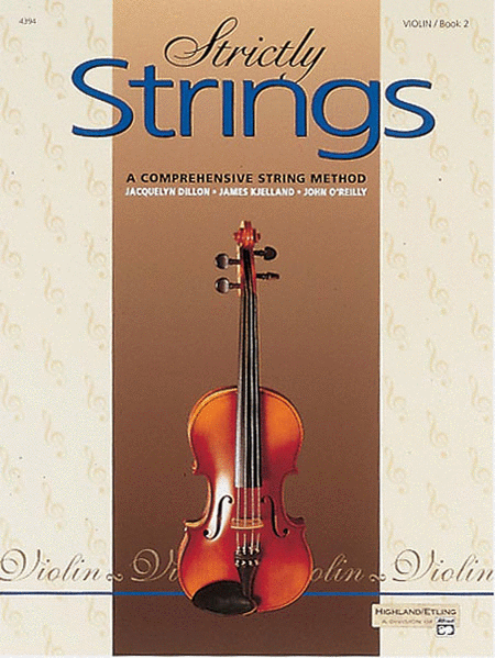 Strictly Strings - Book 2 (Violin)