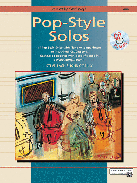 Strictly Strings Pop-Style Solos