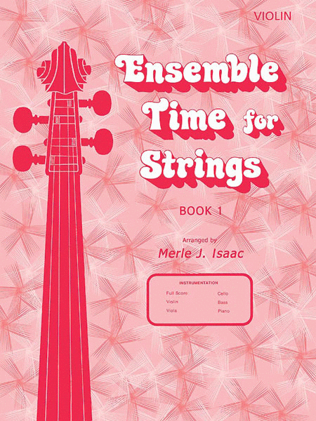 Ensemble Time for Strings, Book 1