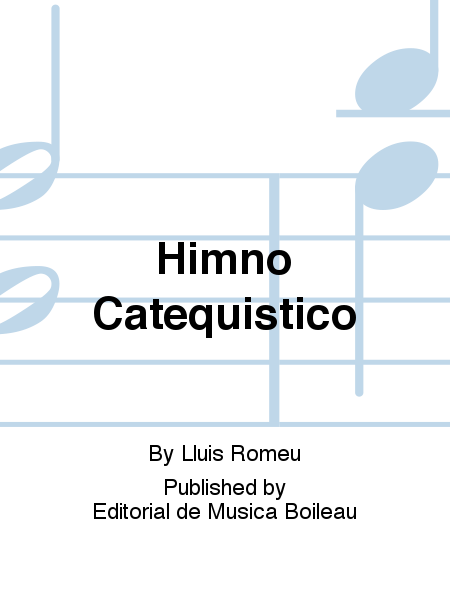 Himno Catequistico