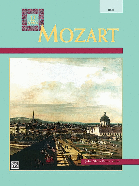 Mozart -- 12 Songs