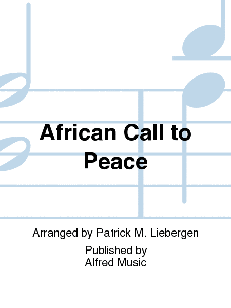African Call to Peace