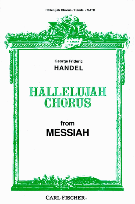 Hallelujah Chorus from 'Messiah'