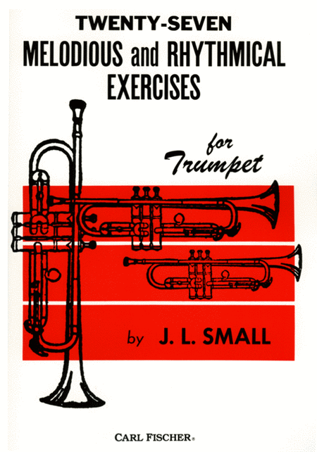 27 Melodious & Rhythmical Exercises