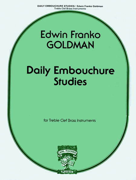 Daily Embouchure Studies