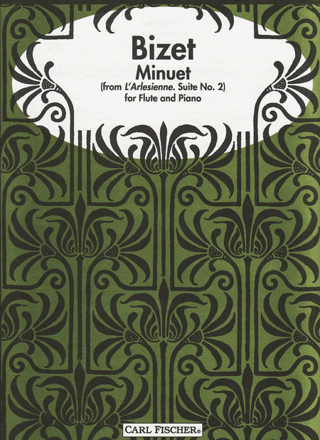 Minuet from L'Arlesienne, Suite No. 2
