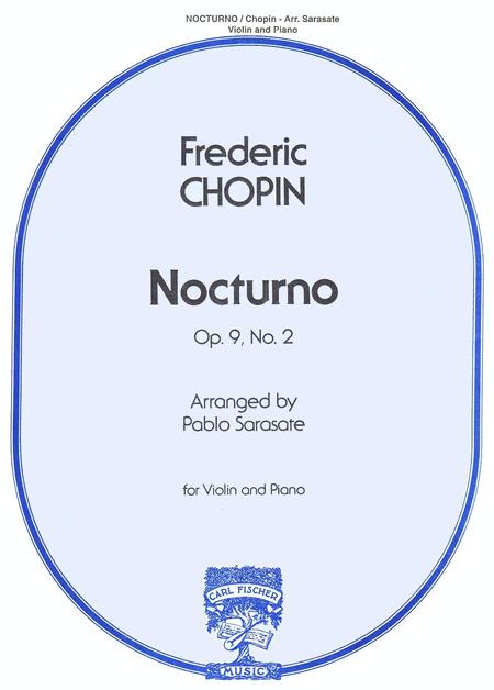 Nocturno, Op. 9, No. 2