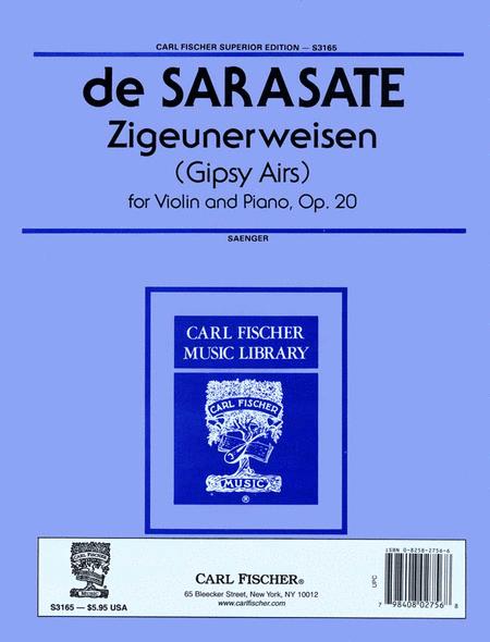 Zigeunerweisen (Gipsy Airs)