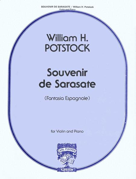 Souvenir de Sarasate (Fantasia Espagnole)