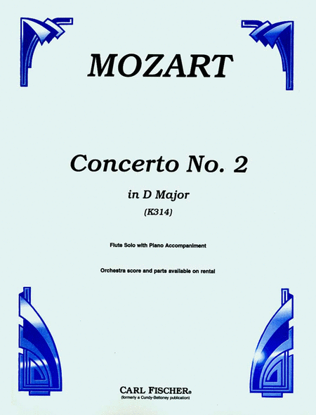 Concerto No. 2 in D Major