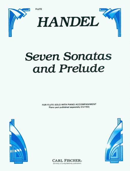 Seven Sonatas And Prelude