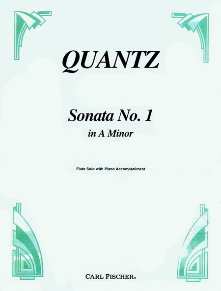 Sonata No.1 in A Minor