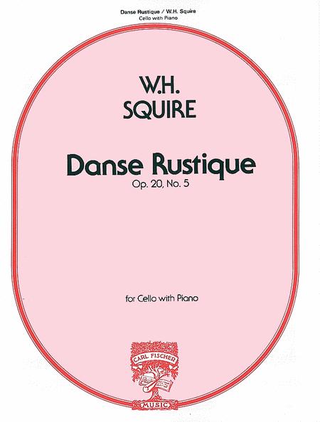 Danse Rustique, Op. 20, No. 5