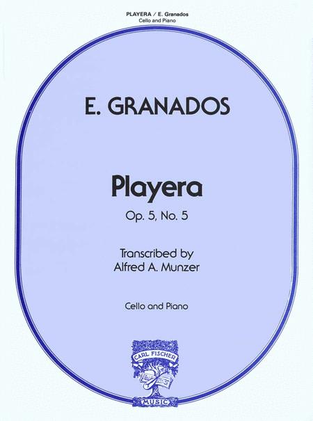 Playera Op. 5, No. 5