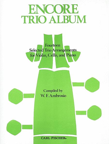 Encore Trio Album