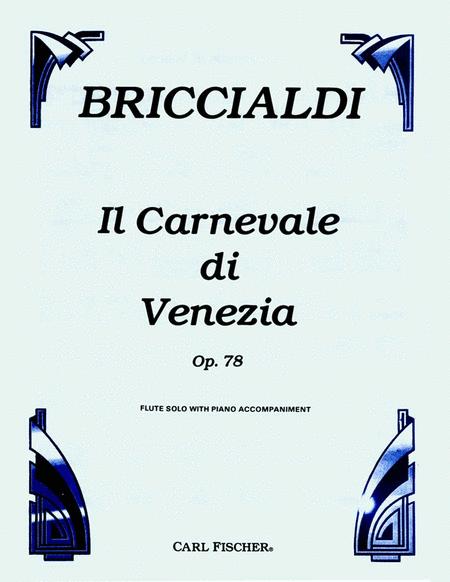 Il Carnivale di Venezia, Op. 78