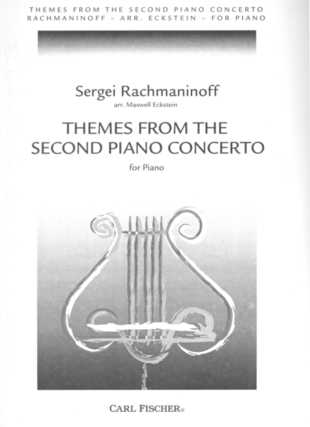 Themes from the 'Second Piano Concerto'