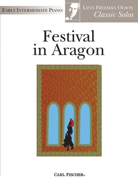 Festival in Aragon