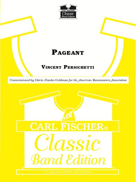 Pageant, Op. 59