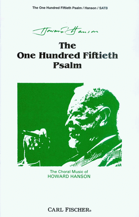 The One Hundred Fiftieth Psalm