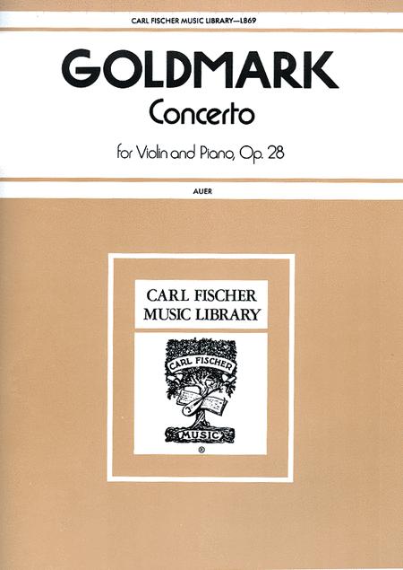 Concerto, Op. 28