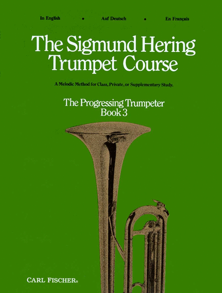 The Sigmund Hering Trumpet Course - Book 3