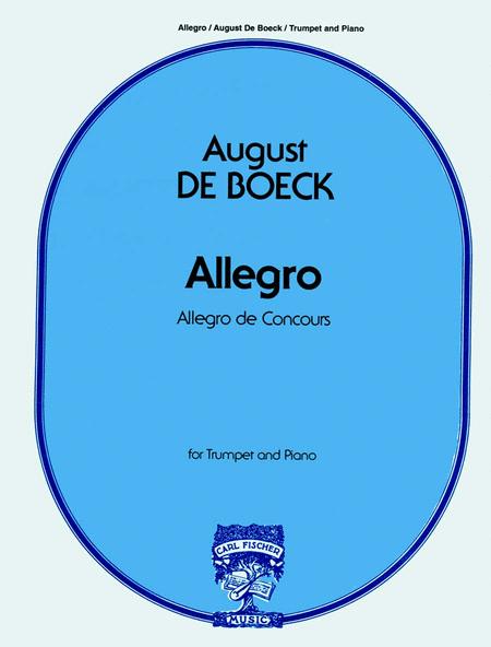 Allegro (Allegro de Concours)