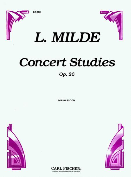 Concert Studies