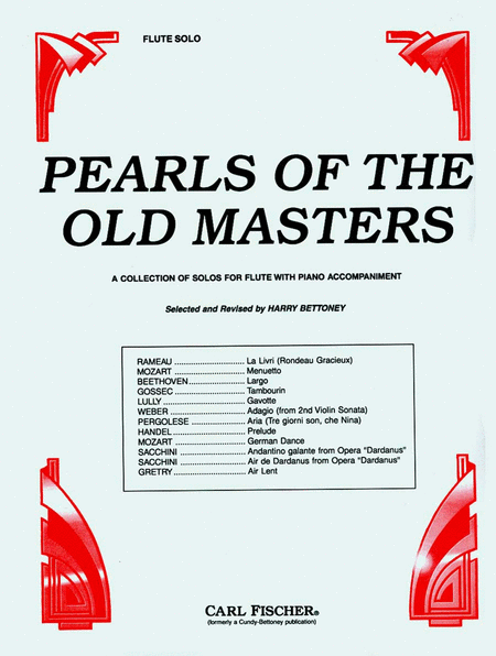 Pearls of the Old Master-Vol. 1