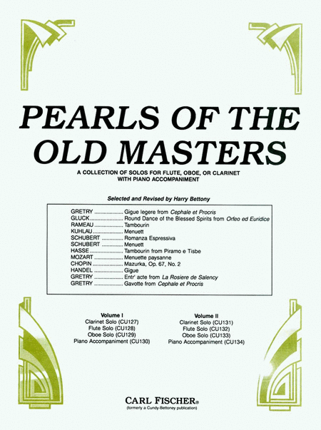Pearls of the Old Masters-Vol. II